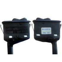 Interruptor Botão Chave Luz Farol Lanterna Ford Versailles