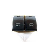 Botao Interruptor Dublo Vidro Eletrico Gol Fox 5z0959858 ,,