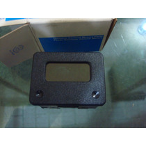 Relogio Digital S10 Blazer 98/00 Novo Original Gm