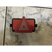 Botão Pisca Alerta D Painel Para Audi A3( 01 /06) 9 Pinos Or