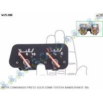 Instrumento Combinado Oleo Combustivel Toyota Bandeirante