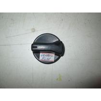 Botão Do Ar / Ventilador Santana 357819129