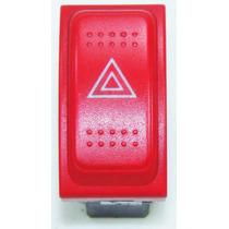 Botão Interruptor D Pisca Alerta D Painel Honda Fit D 04 08