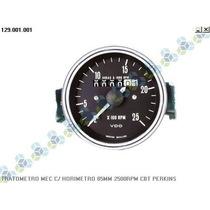 Tratômetro Mecânico C/ Horímetro Trator Cbt 8440 62/90