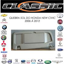 Quebra Sol Do Honda New Civic