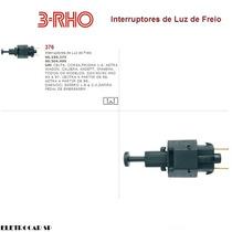 Interruptor De Luz De Freio Gm Chevrolet D20, D40, D60 93 À