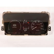 Kia Towner 117 Painel Velocimetro Marcador Combustivel ,,