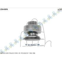 Impulsor Bendix Motor Partida Peugeot 106 205 206 306