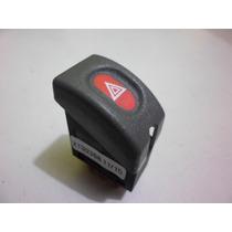 Botão Interruptor Pisca Alerta Cor Cinza Gm Corsa Classic
