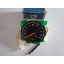 Velocimetro Kadett Ipanema Painel Instrumentos Novo Gm 89 94