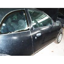 Vidro Porta Direita Lado Carona Ford Ka 2000/2006 Original