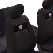 Capa Protetora Para Bancos De Carro Personalizada Fiat