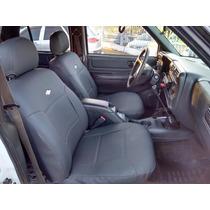 R7 Capa Banco De Couro Courvin Chevrolet Gm Blazer 05/2011
