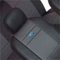 Capas Couro Courvin/tecido Ford Fiesta,focus,fordka,escort