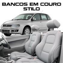 Capa Banco De Couro Stilo - Acessórios Stilo - 100% Couro