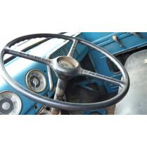Ford F1 51 Banco Original Tanque Painel E Volante