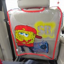 Protetor Assento Carro Pés Crianças - Com Temas Infantis