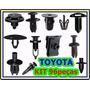 Toyota Presilha Corolla Hilux Sw4 Etios Rav4 Fielder Paralam