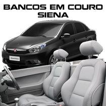 Capa Banco De Couro Siena - Acessórios Siena - 100% Couro