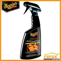Limpador Hidratante De Couro Spray 450ml - G10916 - Meguiars