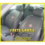 Capas De Couro(courvin) Fiat Doblo 7 Lugares