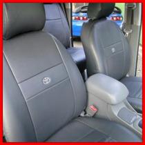 Capas Jogo D Couro Courvim/sintetico P/ Toyota Corolla,hilux