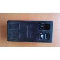 Moldura C/ Um Botão Console Escort Xr3 Europeu Sapão 93-95