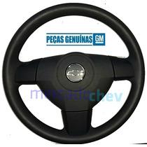Volante Vectra Gt Elegance Preto Original Gm Corsa Meriva