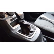 Aplique Aro Coifa Do Câmbio (manual) Do Ford New Fiesta.