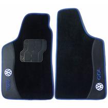 Tapete Automotivo Personalizado Volkswagen Gol G1- G6