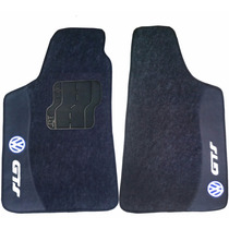 Tapete Automotivo Personalizado Para Volkswagen Gol Gts