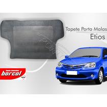 Tapete Etios Sedan Porta Malas Borcol Borrachas