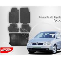 Tapete Polo Hatch 2002 A 2012 4 Pcs + Porta Malas Borcol