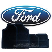 Tapete Ford Mondeo Em Borracha _(todos Os Modelos)