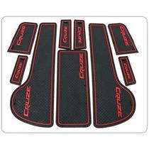 Tapete Porta Trecos Chevrolet Cruze Vermelho