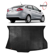 Tapete Borracha Borcol Porta Malas New Fiesta Sedan 1316361