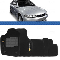 Tapete Vectra 06 05 04 03 02 01 00 99 98 97 Carpete Preto
