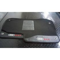Tapetes Automotivos Personalizados Audi A3 T Bordado 4 Pçs