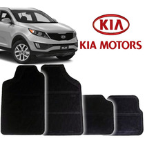 Tapete Borracha Pvc Kia Grand Sportage 98 99 00 01 02 4pçs