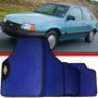 Jogo Tapete Automotivo Carro Kadett Ipanema Azul
