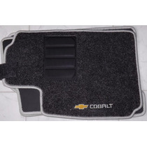 Jogo Tapete Carpete Base Borracha Gm Cobalt