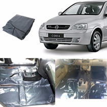Tapete Carpete Vinil Verniz Assoalho Chevrolet Corsa 2