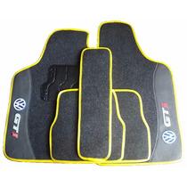 Tapete Automotivo Personalizado Para Volkswagen Gol Gti