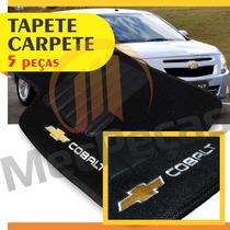 Tapete Carpete Bordado Personalizado Cobalt 2012 2013 2014