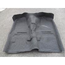 Carpete Chevette Moldado Do Assoalho Cinza Grafite Ou Preta