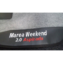 Tapetes Automotivos Marea Weekend 2.0 Aspirada Em Carpe