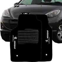 Tapete Carpete Personalizado Chevrolet Chevette - 5 Peças