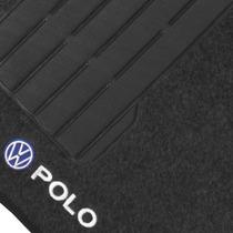 Tapete Polo Hatch Carpete Grafite Base Pinada 2003 Á 2015