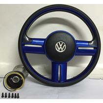 Volante Azul Super Sport Gol G2 G3 G4 Seat Cordoba Bora Audi