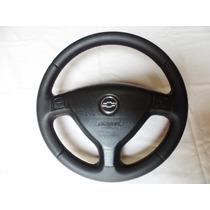 Volante Couro+air-bag Gm Astra/zafira Troca